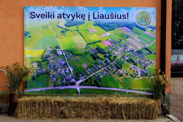 Liepos  6-oji Liaušių kaime